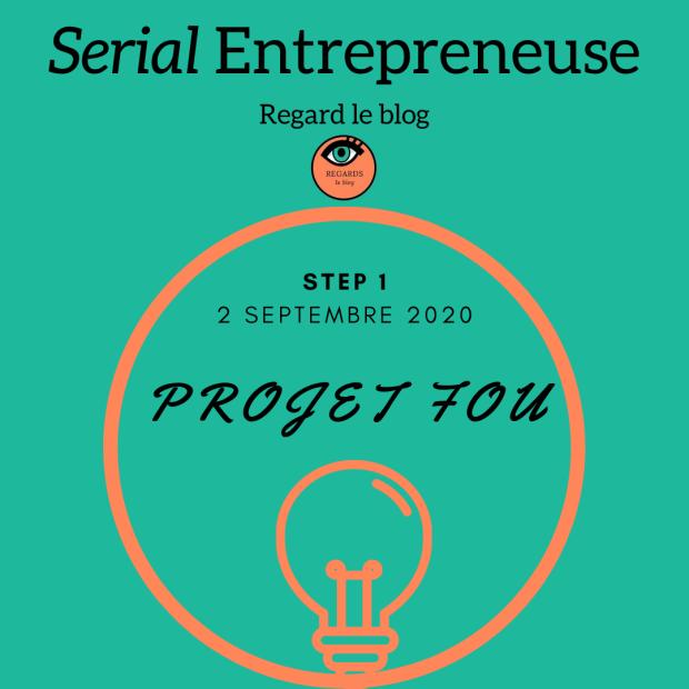 Serial entrepreneuse - STEP1